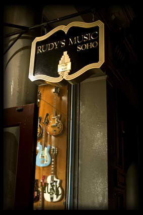 Rudy's SoHo by Vincent Ricardel