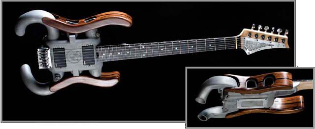 AM Guitars | Electric Beamer @ Premier Guitar Mag